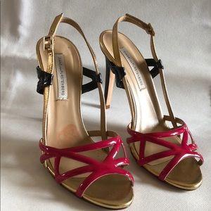 Diane Von Furstenberg heels